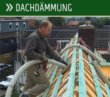 Dachdämmung - Tischlerei Cordes, Lemgo, Leistungen