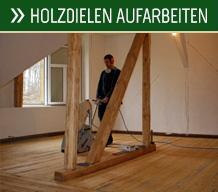 Holzdielen Aufarbeiten - Tischlerei Cordes, Lemgo, Leistungen