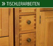 Tischlerarbeiten - Tischlerei Cordes, Lemgo, Leistungen